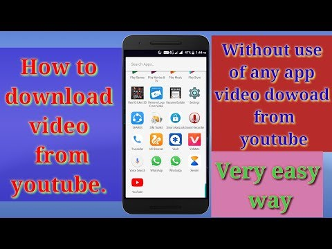 How To Download Video From YouTube Without Any App/ Youtube See Video Kaise Download Kare.