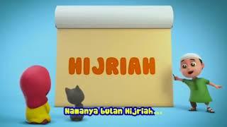 Nussa Rara Mengenalkan Bulan Hijriah