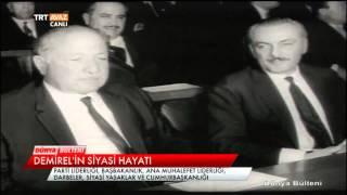 Süleyman Demirel'in Siyasi Hayatı - TRT Avaz