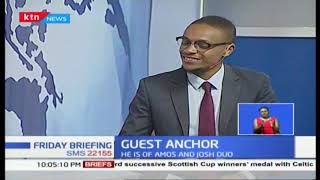 Guest anchor Joshua Simani from the Amos and Josh duo (Part 2) |Guest Anchor