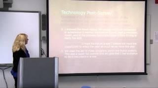 Video of Janette Hughes, PhD: «Dr. Janette Hughes 3/4»