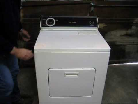 Whirlpool Dryer Repair Video 1 Youtube