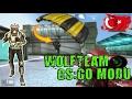 Komut Vermek Efsane Eğlenceli - Wolfteam CS:GO Mod Jailbreak Oynadık 1.Bölüm