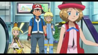 Serena kissed Ash?! Amourshipping CANON!