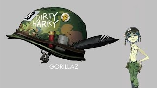 Gorillaz Dirty Harry Game! (400 Subs!)