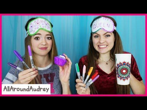 3 Color Marker Craft Challenge / AllAroundAudrey