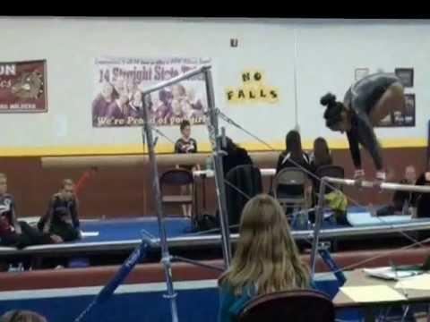 Hendricks MN Grizzly Gymnastics - YouTube
