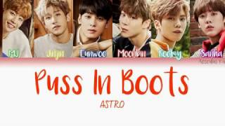ASTRO (아스트로) – Puss In Boots Color Coded ENGROMHAN