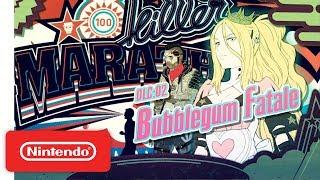Travis Strikes Again: No More Heroes - Vol. 2: Bubblegum Fatale DLC Trailer - Nintendo Switch