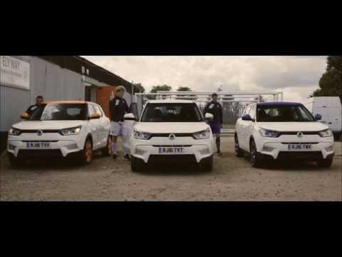 The Luton Job...sponsored by SsangYong - Episode 1