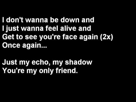 Jason Walker - Echo lyrics