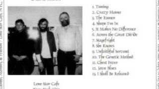 Richard Manuel, Rick Danko, Garth Hudson - The Rumor 1/9/1985