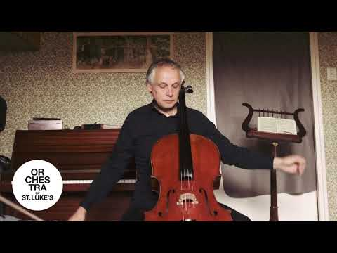 Bach at Home: Cello Suite No. 1 by Pieter Wispelwey