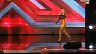 """Luciana Abreu - episódio 41 (Factor X) - Fatinha em """"Sol de Inverno"""""""