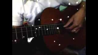 Giả vờ nhưng anh yêu em guitar