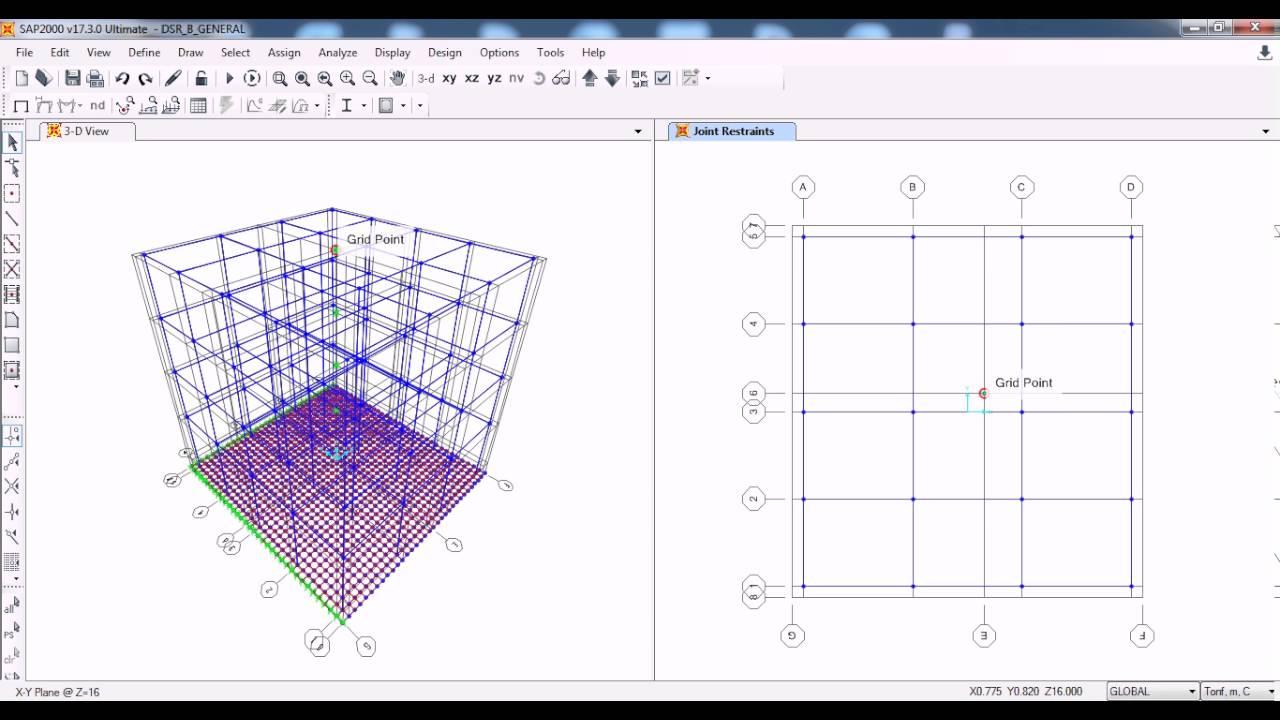 Vídeo 5 Interacción Suelo Estructura Con Winkler Y Pasternak