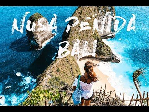 Nusa Penida, Bali | Most Beautiful Island | Indonesia 2018 | Drone | GoPro | Travel
