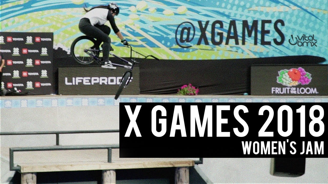 Freestyle Women's BMX Hits the 2020 Olympics  She Aims to Bring It