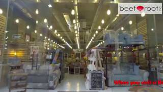 Virtual tour of a Beetroot Inc Store