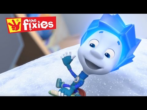 Kids Show ★ The Fixies English - SPECIAL 1 HOUR COMPILATION ★ 2016 | Cartoon For Kids