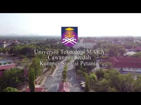 Uitm Cawangan Kedah Drone View Youtube