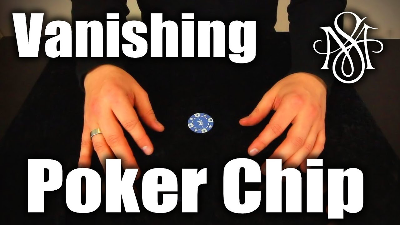 Magic tricks with poker chips