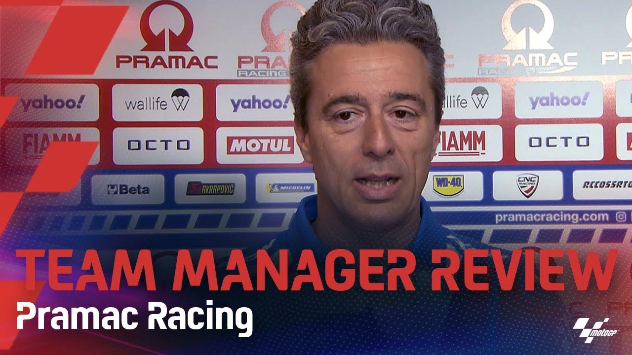 Team Manager's Half Season Review: Pramac Racing
