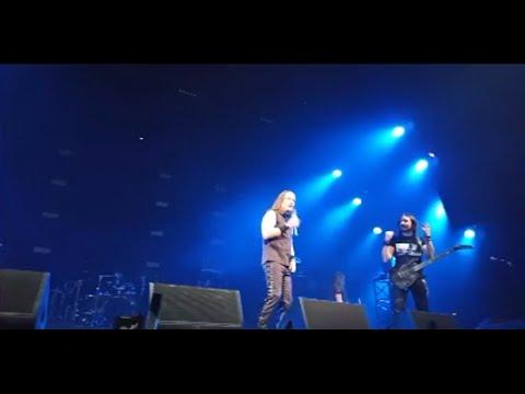 Кипелов - Поздравление Арии + Улица Роз (04.12.2020, Москва)
