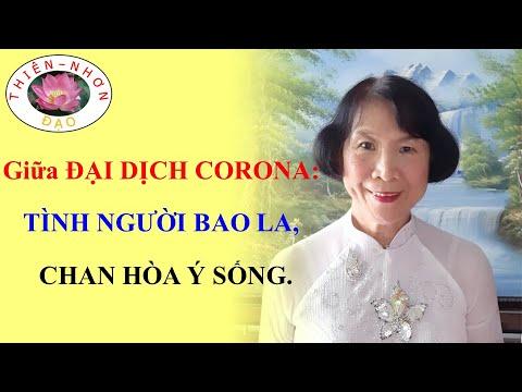 Giữa ĐẠI DỊCH CORONA: TÌNH NGƯỜI BAO LA, CHAN HÒA Ý SỐNG.
