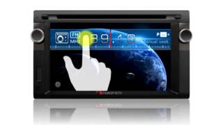 Nakamichi Car Audio Receiver NA2650
