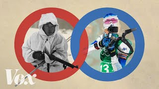 How ski warfare created biathlon