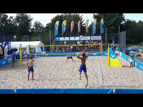 Kalmar 2016 Sweden beach Tour