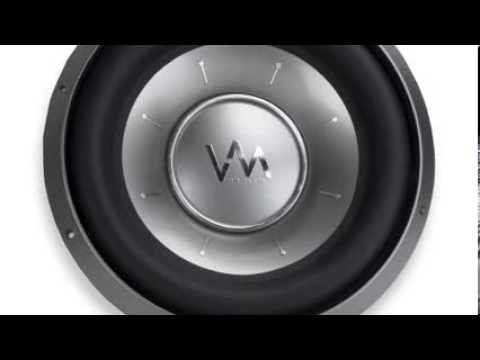 VM Audio Elux 12-Inch Competition Subwoofer | EXW12