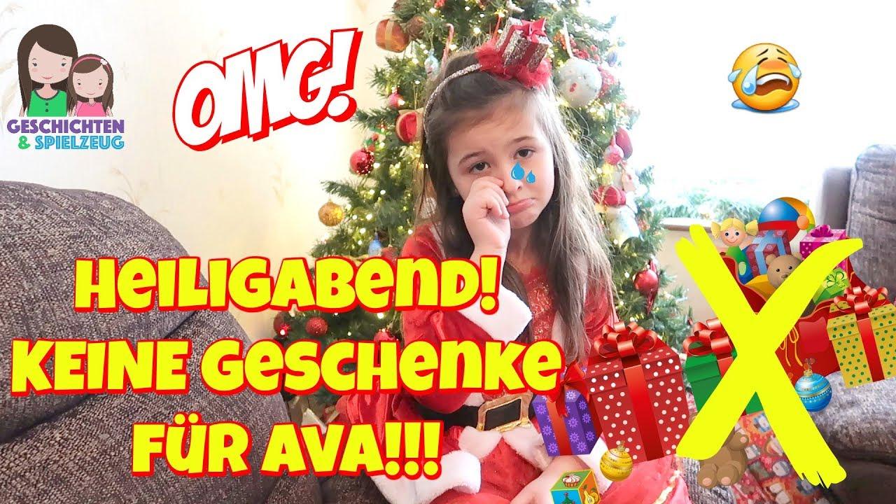 KEINE Geschenke für Ava an Heiligabend!!! KEIN CLICKBAIT 🎁 6 ...