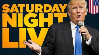 Donald Trump hosts SNL: Trump bump gives SNL highest ratings since 2012