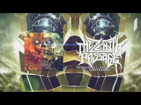 The Zenith Passage   Holographic Principle II Convergence Lyric Video