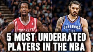 The 5 most underrated players in the nba