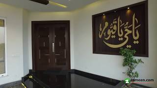 1 KANAL BRAND NEW PREMIUM BUNGALOW WITH BASEMENT IS AVAILABLE FOR SALE IN DHA PHASE 6 LAHORE