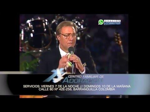 """JIMMY SWAGGART """"Vida mas abundante"""", pte1 (Ciudad de Panamá) - Episodio 37 """"El Mensaje de la Cruz"""""""