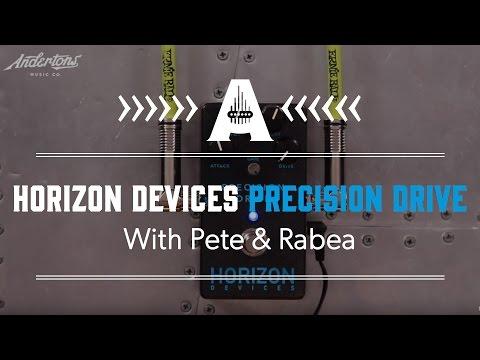 Horizon Devices Precision Drive - With Pete & Rabea