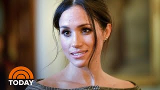 Meghan Markle: 'I Never Thought Life As A Royal Would Be Easy' | TODAY