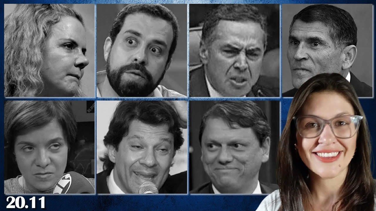 Bolsonaro voando, as pérolas da semana, Barroso tendo que se explicar e mais