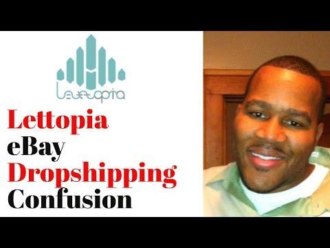 eBay Dropshipping Lettopia Dropship Process Explained thumbnail
