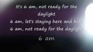 Medina- 6 AM  with lyrics