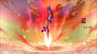 Blazblue Central Fiction - All Character Astral Finish Including DLC Characters