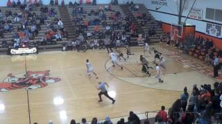 Corvay Chapman - 5-8 JR Guard (Class of 2018)