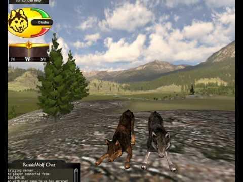 скачать игру Wolfquest и Wolfquest Survival Of The Pack - фото 9