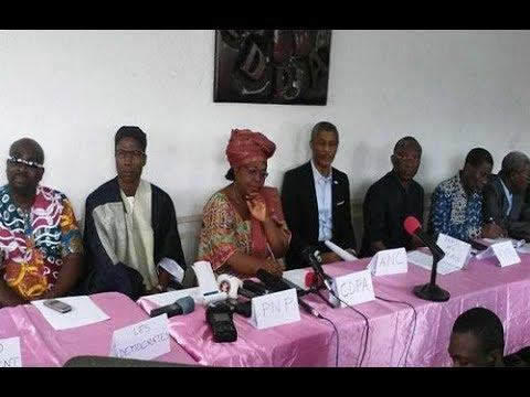 Togo: A la veille du dialogue, la Coalition des 14 reste ferme sur les revendications du peuple