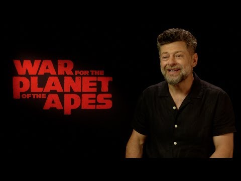 Thumbnail: WAR FOR THE PLANET OF THE APES interviews - Andy Serkis, Harrelson, Reeves, Zahn, Miller