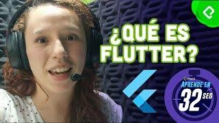 Flutter: la nueva forma de desarrollar Apps móviles   En 32 segundos